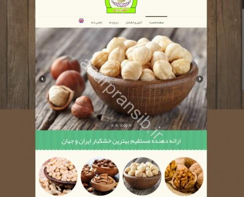 طراحی وب سایت و بهینه سازی وب سایت (سئو SEO وبسایت) خشکبار سادات