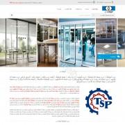 طراحی وب سایت و بهینه سازی وب سایت (سئو SEO وبسایت) درب اتوماتیک اتومات در