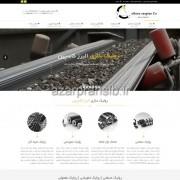 طراحی وب سایت و بهینه سازی وب سایت (سئو SEO وبسایت) رولیک سازی البرز کاسپین