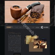 طراحی وب سایت و بهینه سازی وب سایت (سئو SEO وبسایت) ساخت پیپ E.D Pipes
